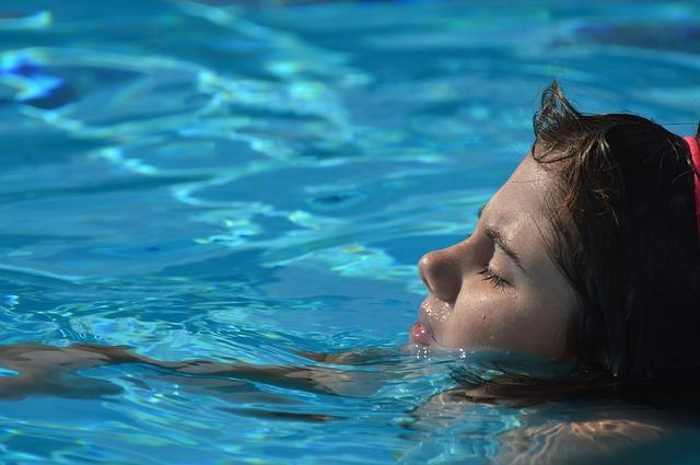 nauka pływania warszawa