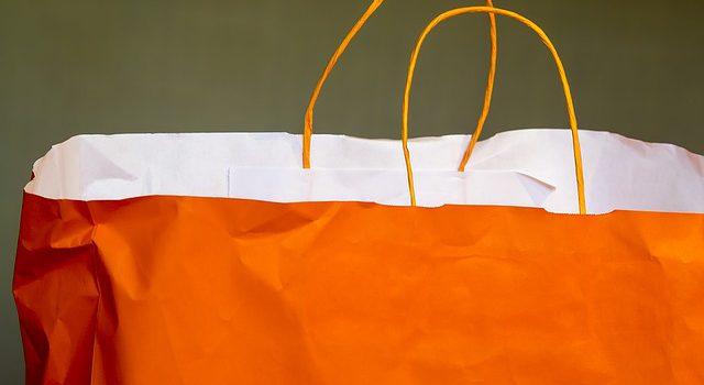 Odkrywcze torby na zakupy.